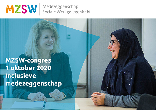 Save the date: 1 oktober 2020 landelijk MZSW-congres
